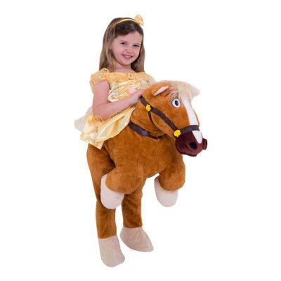 3b2a1a85d57c Ridande Belle Häst Barn Maskeraddräkt - Small - Barn & Baby-butiken