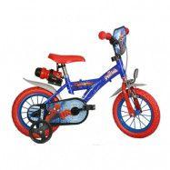 "Dino Bikes, 12""Barncykel, Spiderman"