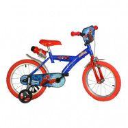 "Dino Bikes, 16""Barncykel, Spiderman"