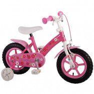 "Volare, Barncykel Flowerie 12""Ch. - Pink"