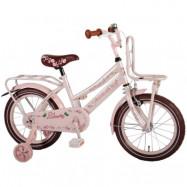 """Volare, Barncykel med stödhjul - Urban Liberty 16""""pastellrosa"""
