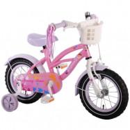 """Yipeeh, Barncykel med stödhjul - Springtime 12""""rosa"""