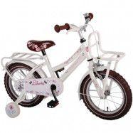 """Yipeeh, Liberty Urban White cykel 14"""""""