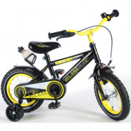 """Yipeeh Volare, Barncykel med stödhjul - Freedom 12""""svart&gul"""