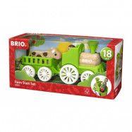 BRIO, My Home Town 30267 Tågset bondgård