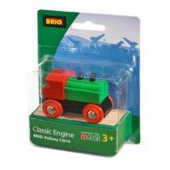 BRIO, Rail&Road 33610 Klassiskt Lok