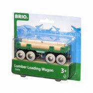 BRIO - Lift&Load 33696 Timmervagn