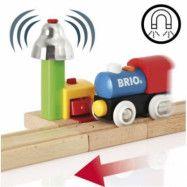 BRIO - 33707 Min första järnväg – Magnetstyrd ljudsignal