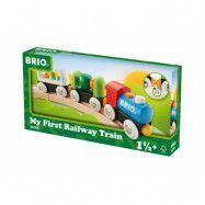 BRIO, My First Railway 33729 Mitt första tåg
