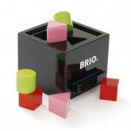 BRIO, 30144 Plocklåda, svart