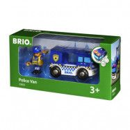 BRIO World 33825 Polisbil