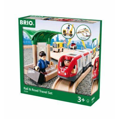 BRIO, Travel 33209 Reseset