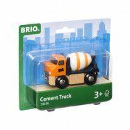 BRIO, Rail&Road 33556 Cementlastbil