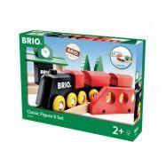 BRIO, Rail&Road 33028 Klassiskt figurset