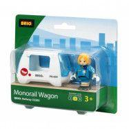 BRIO, Railway 33305 Monorail Shuttelvagn