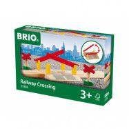BRIO, Rail&Road 33388 Järnvägskorsning