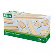 BRIO, Rail&Road 33401 Påbyggnadssats nybörjare
