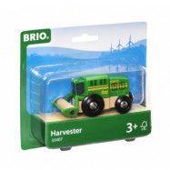 BRIO, Railway 33407 Skördetröska