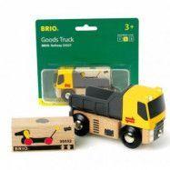BRIO, Railway 33527 Lastbil Godstransport