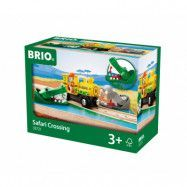 BRIO, Rail&Road 33721 Safarikorsning