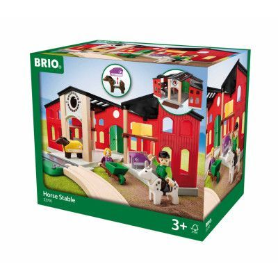 BRIO, Countryside 33791 Häststall