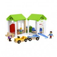 BRIO World 33953 Sommarstuga