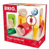 BRIO - 30173 Cylinderset med klossar
