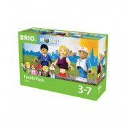 BRIO World 33951 Vår familj