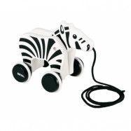 BRIO, Zebra Dragleksak