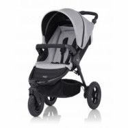 Britax B-Motion 3 (Grå Steel Grey)