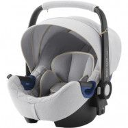 Britax Baby-Safe2 i-Size Babyskydd (Nordic Grey)