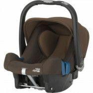 Britax Babyskydd Baby-Safe Plus SHR II (Brun Wood Brown)