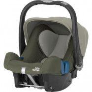 Britax Baby-Safe Plus SHR II Babyskydd (Grön Olive)