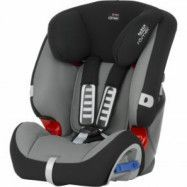 Britax Multi-Tech II bilbarnstol (Grå Steel Grey)