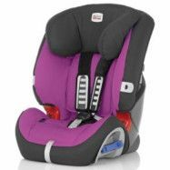 Britax Multi-Tech II bilbarnstol (Lila Cool Berry)