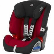 Britax Multi-Tech II bilbarnstol (Röd Flame Red)