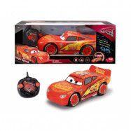 Disney Cars 3 Radiostyrd bil Hero Blixten McQueen 1:12