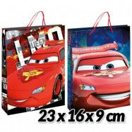Disney Cars presentpåse, 23 cm