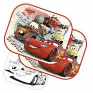 Disney Cars solskydd 2-pack