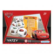 Egmont Kärnan Disney Cars 3, Yatzy