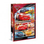 Clementoni Pussel Disney Cars (2x60 bitar)