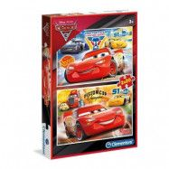 Clementoni - Pussel Special Collection - Disney Cars 3 2x20-bitar