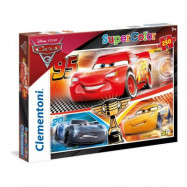 Clementoni, Pussel SuperColors - Disney Cars 3 250-bitar