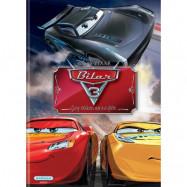 Egmont Kärnan Disney Cars 3, Filmboken