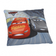 Simba Disney Cars 3, Kudde 35x35 cm - Blixten&Jackson Storm