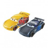 Disney Cars 3 - RaceFlip Cruz Ramirez and Jackson