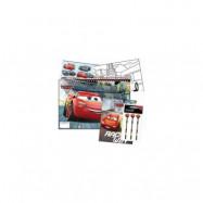Sense Disney Cars 3, Skolstartskit - mapp, pennor&sketchbook