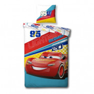 StorOchLiten Disney Cars, Bäddset 150x210 cm