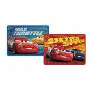 Disney Cars/ Bilar, Matta 45x33cm