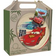 Disney Cars - Gåvoset i bambu 3-delar